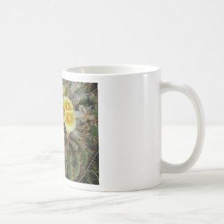 Barrel Cactus in Bloom Mug