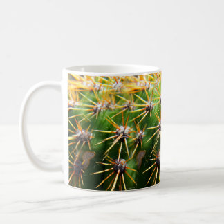 Barrel Cactus Thirst Quencher Coffee Mug