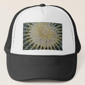 Barrel Cactus Top Trucker Hat