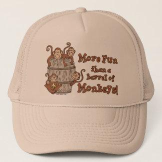 Barrel of Monkeys hat