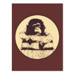 Barrel Of Monkeys Post Card