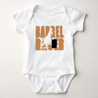 Barrel Racer Baby Bodysuit