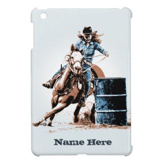 Barrel Racing iPad Mini Cover