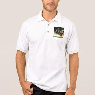 Barrel racing sportaloosa polo shirt