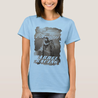 Barrel Racing T T-Shirt