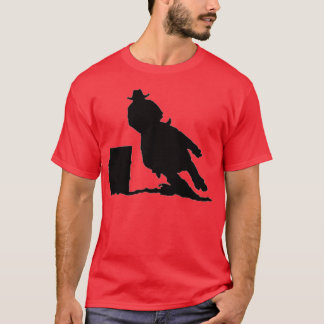 BARREL RACING TURN T-Shirt