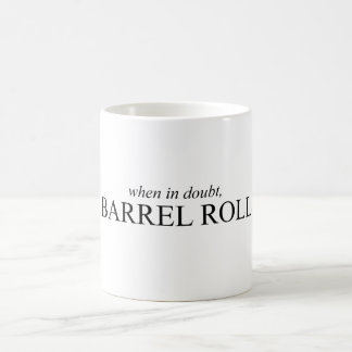 Barrel Roll 7 Coffee Mug
