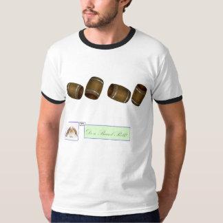 Barrel Roll Retro Gaming Shirt