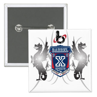 Barrel X Limited Xtreme Sports-Dragons Pinback Buttons