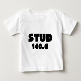 Barrel X Triathlon Stud 140.6 Ironman Baby T-Shirt
