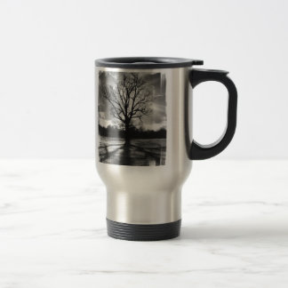 Barren Branches Tree Coffee Mug