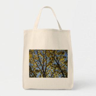Barrenwort Yellow Flowers Bags