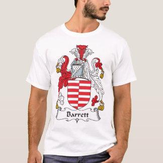 Barrett Family Crest T-Shirt