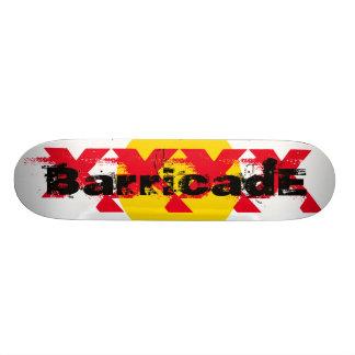 BarricadE XXXX SUNRISE 21.3 Cm Mini Skateboard Deck