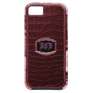 Barrington Gayle Monogram Tough iPhone 5 Covers