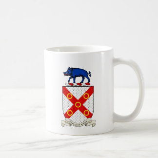 Barron Coat of Arms Coffee Mug