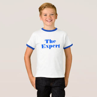 "Barron Trump ""The Expert"" shirt"