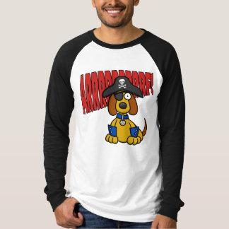 Barrrrrrrrrrrk Like a Pirate T-Shirt