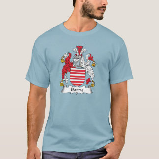 Barry Family Crest T-Shirt