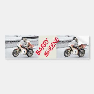 Barry Sheene Bumper Sticker