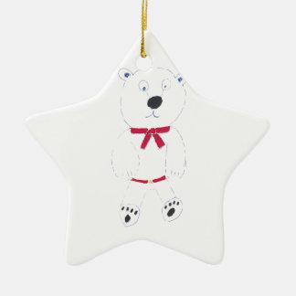 Barry Star Christmas Tree Decoration