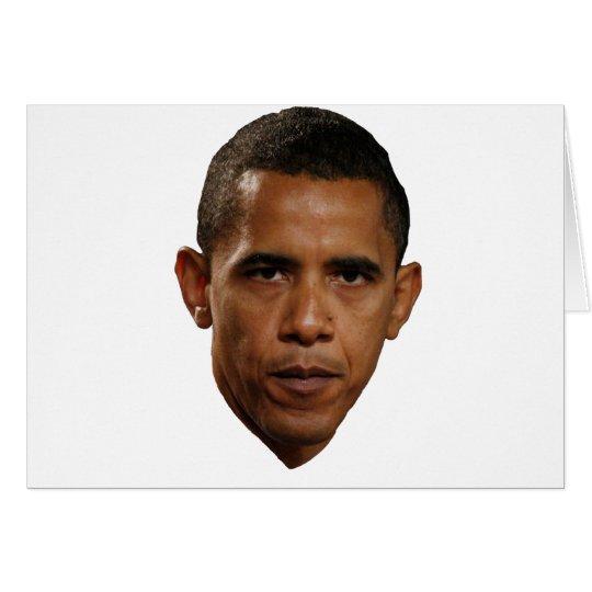 Barry's Face Card
