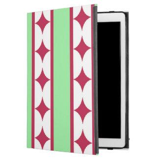 """bars and stars xmas iPad pro 12.9"""" case"""