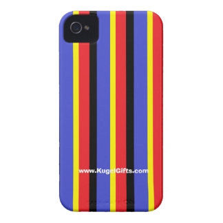 """Bars"" Case-Mate ID 4/4S iPhone 4 Cover"
