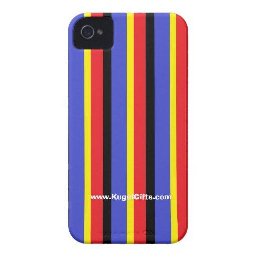 """""""Bars"""" Case-Mate ID 4/4S iPhone 4 Case-Mate Case"""