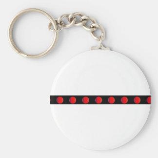 Bars Keychain