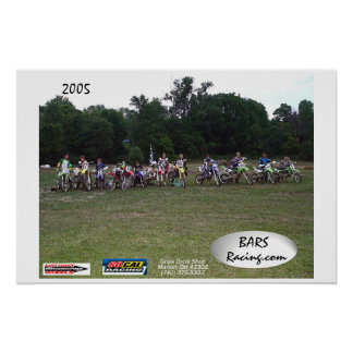 BARS Racing Team 2005 Posters
