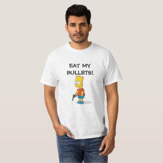 Bart, Eat My Bullets! T-Shirt