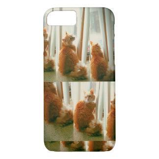 Bart Tabby Cat Phone Case
