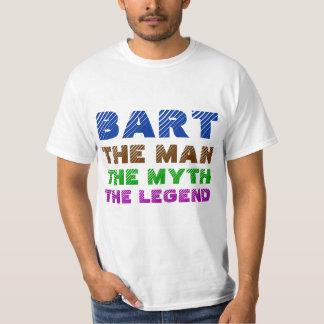 Bart the man, the myth, the legend T-Shirt