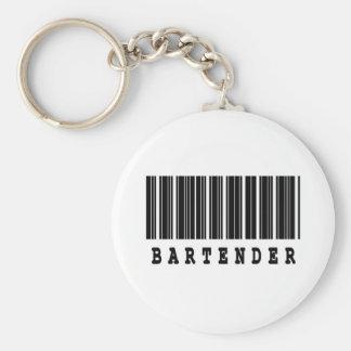 bartender barcode design basic round button key ring