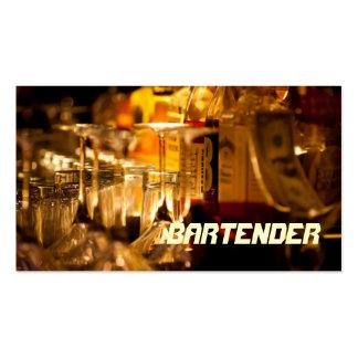 Bartender , Club, Nightlife , Business Card