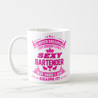 Bartender Mug Bartending Coffee Mugs Best Gifts