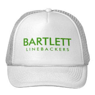 BARTLETT, L I N E B A C K E R S TRUCKER HATS