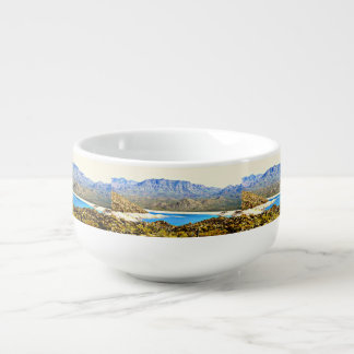 Bartlett Lake Soup Bowl
