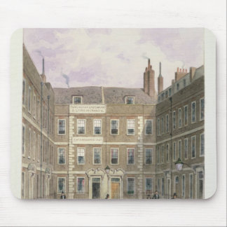 Bartlett's Buildings, Holborn, 1838 Mouse Pads