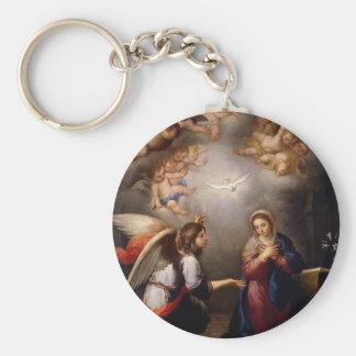Bartolomé_Esteban_Perez_Murillo Key Ring