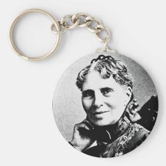 Barton ~ Clara Founder American Red Cross Keychains
