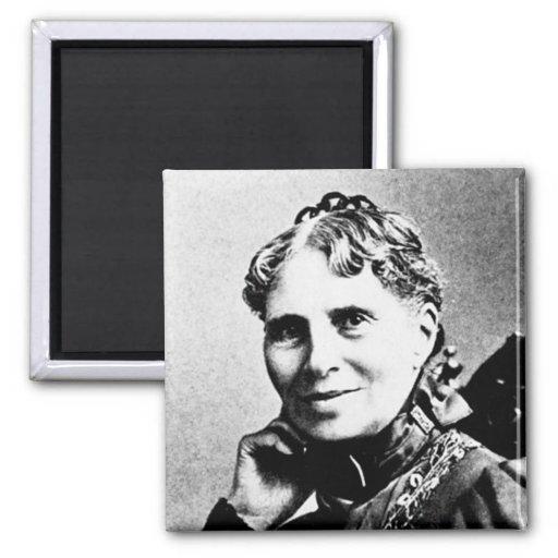 Barton ~ Clara Founder American Red Cross Fridge Magnets