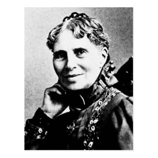 Barton ~ Clara Founder American Red Cross Post Card