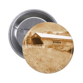 Bartonsville Covered Bridge Button