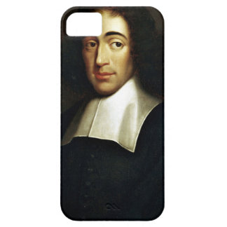 Baruch Spinoza iPhone 5 Case