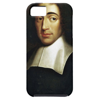Baruch Spinoza iPhone 5 Cases