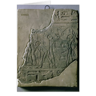 Bas relief of priestesses gathering grapes, 26th-3 card