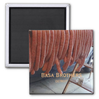 Basa Brothers Refrigerator Magnet