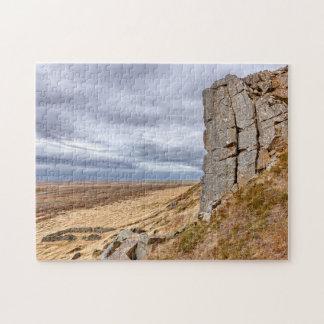 Basalt columns in Gerduberg Iceland Jigsaw Puzzle